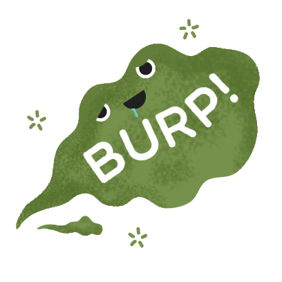 Burpple - Find Good Food messages sticker-0