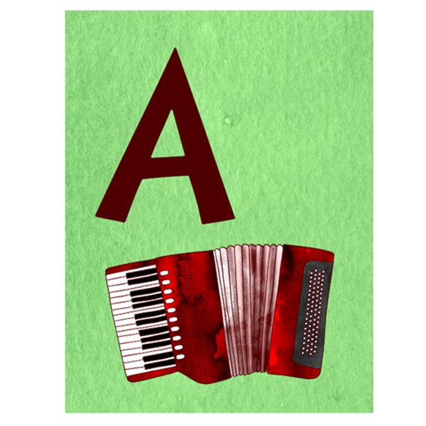 Jazzy ABC - Music Education messages sticker-0