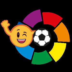 La Liga - Spanish Soccer League Official messages sticker-0