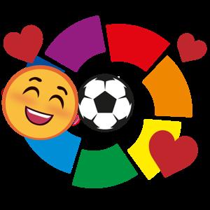 LaLiga: Spanish Soccer League messages sticker-1