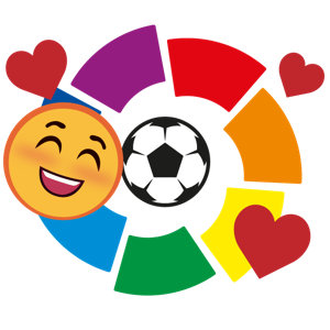 LaLiga: Spanish Soccer League messages sticker-1