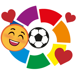 La Liga - Official Soccer App messages sticker-4