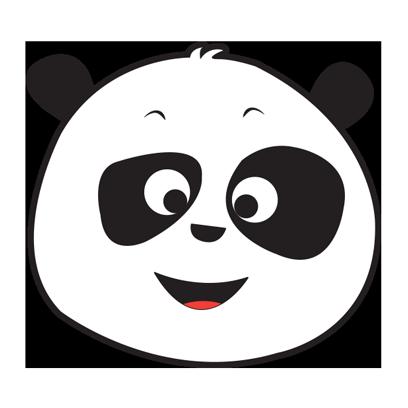 Parking Panda messages sticker-4
