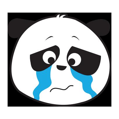 Parking Panda messages sticker-3