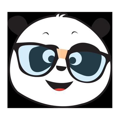 Parking Panda messages sticker-8