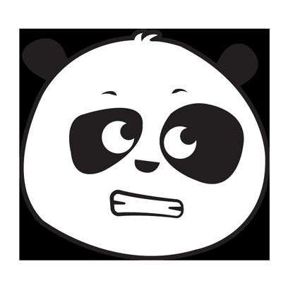 Parking Panda messages sticker-9