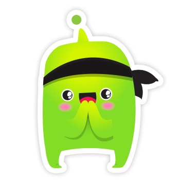 ClassDojo messages sticker-9