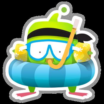 ClassDojo messages sticker-7