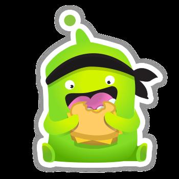 ClassDojo messages sticker-0