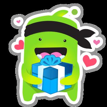 ClassDojo messages sticker-6