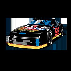 NASCAR MOBILE messages sticker-7