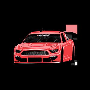 NASCAR MOBILE messages sticker-5