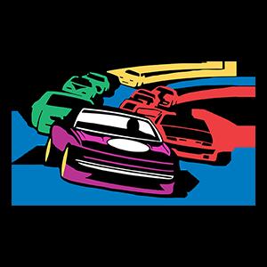 NASCAR MOBILE messages sticker-8