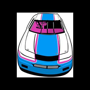 NASCAR MOBILE messages sticker-9