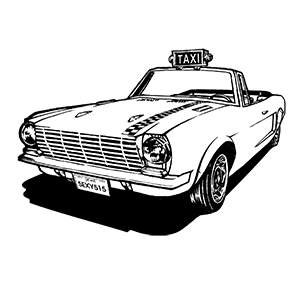 Crazy Taxi Classic messages sticker-3
