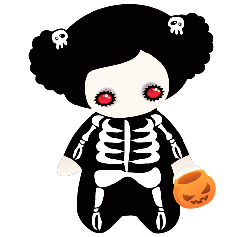 Countdown to Halloween messages sticker-5