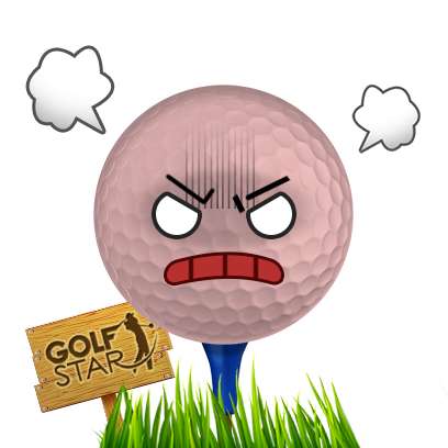 Golf Star™ messages sticker-8