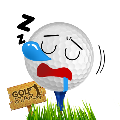 Golf Star™ messages sticker-7