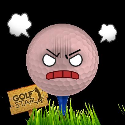 Golf Star™ messages sticker-8