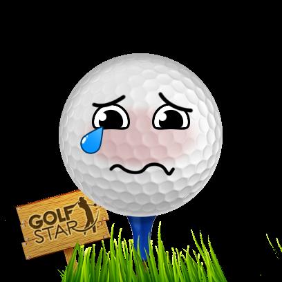 Golf Star™ messages sticker-5