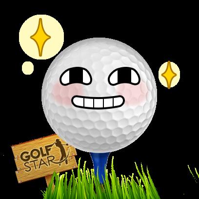 Golf Star™ messages sticker-10