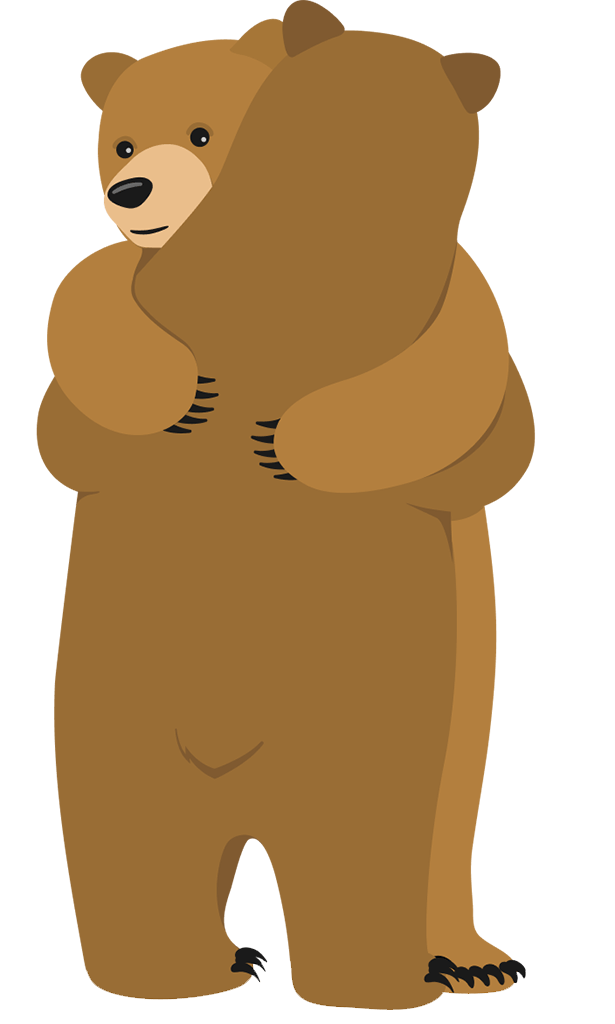 TunnelBear: Secure VPN & Wifi messages sticker-6