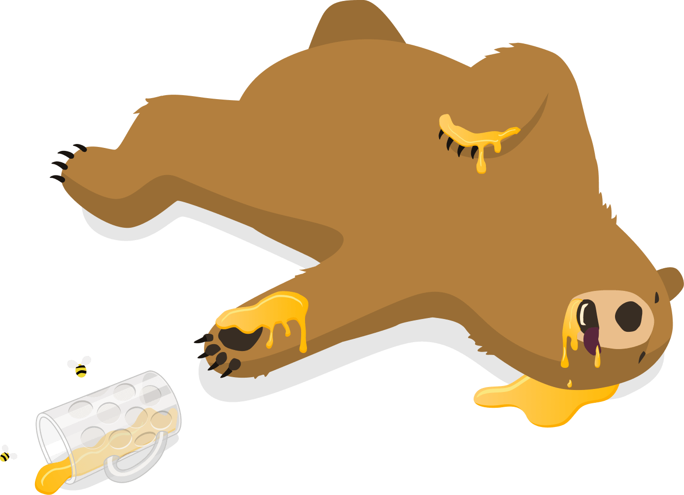TunnelBear: Secure VPN & Wifi messages sticker-2