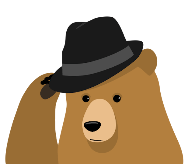 TunnelBear: Secure VPN & Wifi messages sticker-7