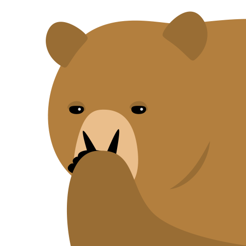 TunnelBear: Secure VPN & Wifi messages sticker-8