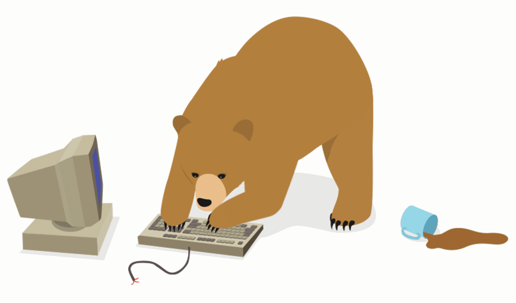TunnelBear: Secure VPN & Wifi messages sticker-1