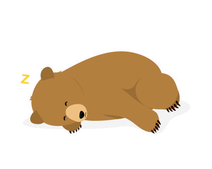 TunnelBear: Secure VPN & Wifi messages sticker-0