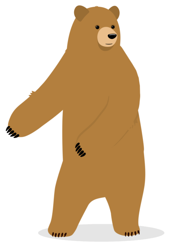 TunnelBear: Secure VPN & Wifi messages sticker-3