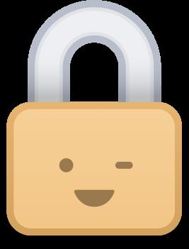 1Password - Password Manager messages sticker-7