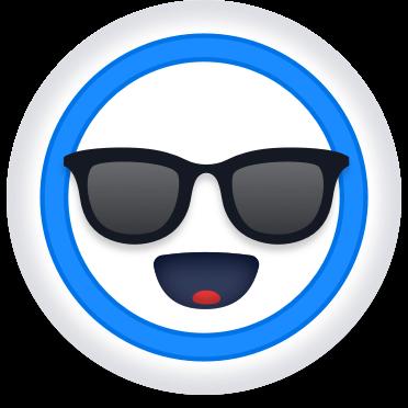 1Password - Password Manager messages sticker-1