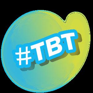 Timehop - Memories Then & Now messages sticker-2