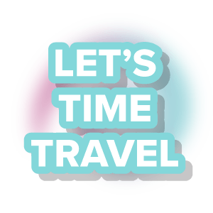 Timehop - Memories Then & Now messages sticker-0