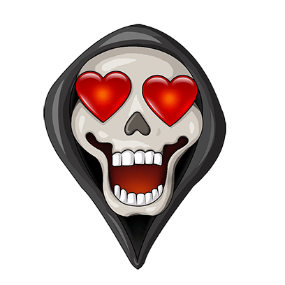 Halloween City 2 - World Builder games of Monster messages sticker-0