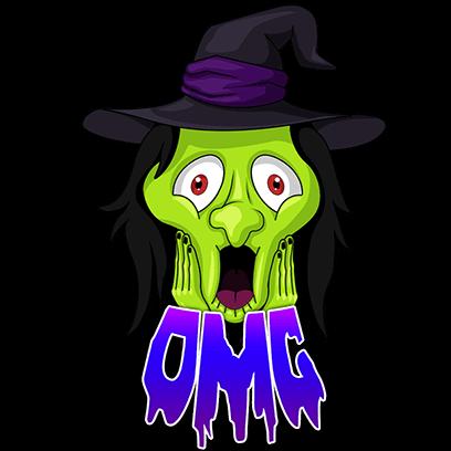 Halloween City 2 - World Builder games of Monster messages sticker-5