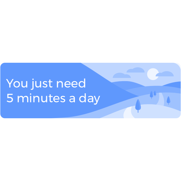 Guided Mindfulness Meditation messages sticker-1