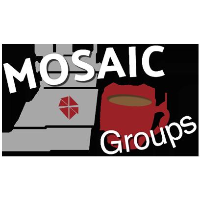 Mosaic Church   Cincinnati messages sticker-1