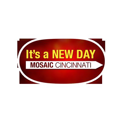 Mosaic Church   Cincinnati messages sticker-5