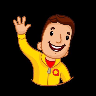 maxim - order a taxi messages sticker-1