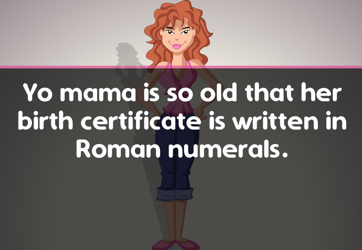 Yo Mama Jokes - Talk & Text messages sticker-1