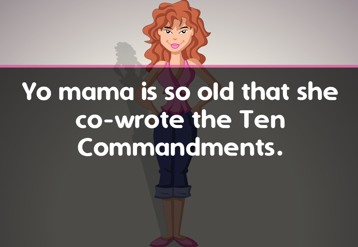 Yo Mama Jokes - Talk & Text messages sticker-11