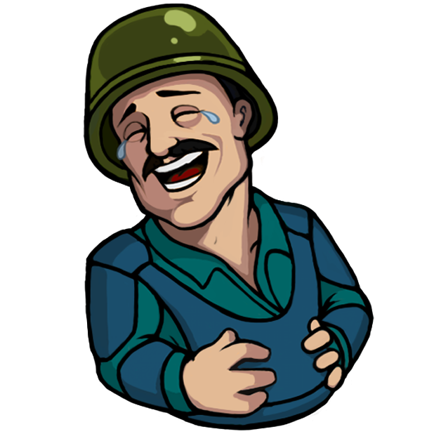Blitz Brigade: Multiplayer FPS shooter online! messages sticker-0