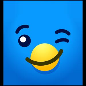 Twitterrific: Tweet Your Way messages sticker-3