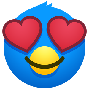 Twitterrific: Tweet Your Way messages sticker-6