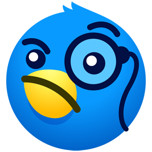 Twitterrific: Tweet Your Way messages sticker-7