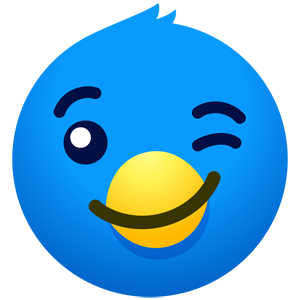 Twitterrific: Tweet Your Way messages sticker-3