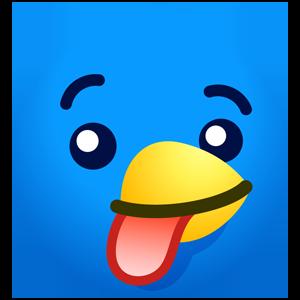 Twitterrific: Tweet Your Way messages sticker-0